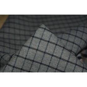 Шерсть костюмно-пальтовая.