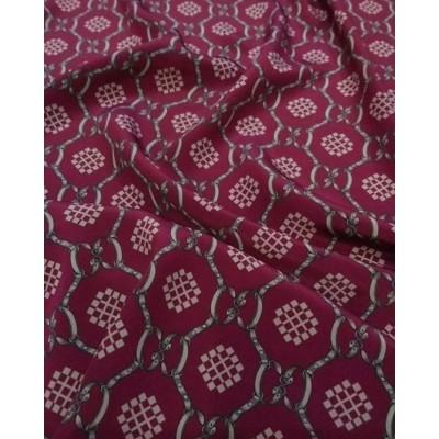 Цена 5500 руб за метр  Отрез 1.87 остался . НАТУРАЛЬНЫЕ ТКАНИ - Качество ПРЕМИУМ  Производство Италия💝 . Шелк 95 %, эластан 5 % ⏫ ОРИГИНАЛЬНЫЙ СТОК ⏫ Красивый оттенок МАРСАЛА - шелк с эластаном 🌿 На платья, рубашки, блузочки, пижамки, юбочки, сарафаны, туники 🌠Креповый матовый с двух сторон,  ширина 138 см 👌#шелкиталия #Шереметьево #Домодедово #шелковоеплатье #тканииталии💞шелк #ателье #люблюшить #шьюсама #платьенавечеринку #выпускной  #Пулково #платьенавыпускной #шьемназаказ #Москва #москвасити #тканиврозницу #магазинтканей #тканимосква #тканиопт #ткани #выкройки #бурда #tkani_italia_
