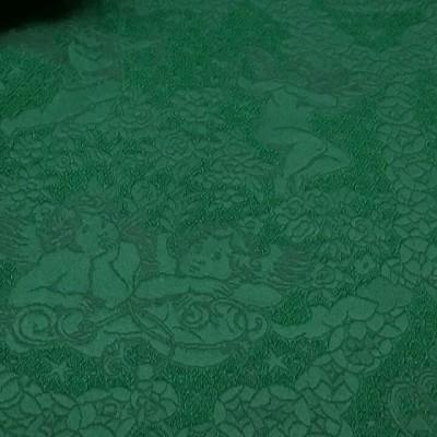 У нас  НАТУРАЛЬНЫЕ ТКАНИ - Качество ПРЕМИУМ  Производство Италия💝 . Цена 3500 руб . Роскошный Зелёный Жаккард -Ангелочки 😇😇 Жаккард с эластаном из коллекции D&G 🌹  Очень хорошо тянется,  прекрасно подойдет на платье, брючный костюмчик, юбочку, пиджачок или легкое пальтишко👘 #мамадочка #шелкиталия #Шереметьево #Домодедово #шелковоеплатье #именныеткани #брендовыеткани #ателье #пошиводежды #люблюшить #шьюсама #платьенавечеринку #выпускной #ателье #Пулково #платьенавыпускной #шьемназаказ #Москва #москвасити #питерялюблютебя #москвалюбимая #ресторан #клуб #фитнес #tkani_italia_ #тканииталии💞жаккард