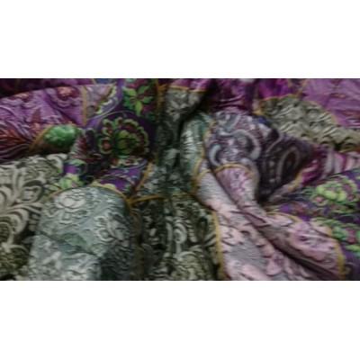 Цена 3400 руб . ⏫Очень Красивая стеганная Курточная ткань из коллекции D&G 🌹😍😍😍 на пальтишки, курточки, жилетки, комбинезончики, теплые костюмчики или штанишки 👍  состоит из трех просроченных слоев (верх плащевая /синтепон в середине/ низ подклад) УЖЕ С ПОДКЛАДОМ, ДОПОЛНИТЕЛЬНО ПОДКЛАД НЕ ТРЕБУЕТСЯ 🔼🔼🔼#tkani_italia_ #ставрополь #Махачкала #тканииталии💞пальтовая #Краснодар #сочи #грозный #крокусситихолл #алматы  #ателье #именныеткани #тканиизиталии #итальянскиеткани #ательеМосква #ательеастана #ательесанктпетербург #жаккард #Иркутск #Владикавказ #Нальчик #Краснодар #дизайнеры#стилист#разборгардероба#ткани#тканимосква#тканирозница#пуховик #куртка#пальто